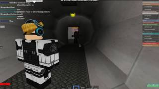 Roblox SCP SITE 61 Short SCP-049