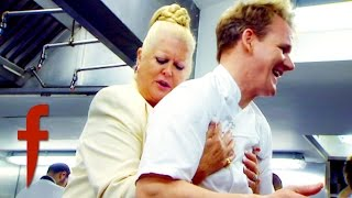 Gordon Ramsay's The F Word Season 1 Episode 6 | Extended Highlights 3