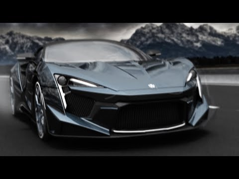 W MOTORS Fenyr SuperSport: Hypercar First Look