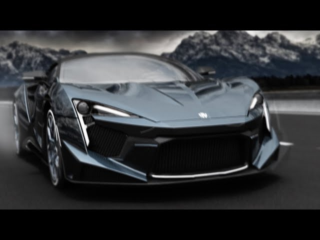 What Do You Think Of The New Fenyr Supersport: W Motors Fenyr SuperSport Makes Video Debut