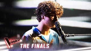 The Finals: Daniel Shaw sings 'Torn' | The Voice Australia 2019