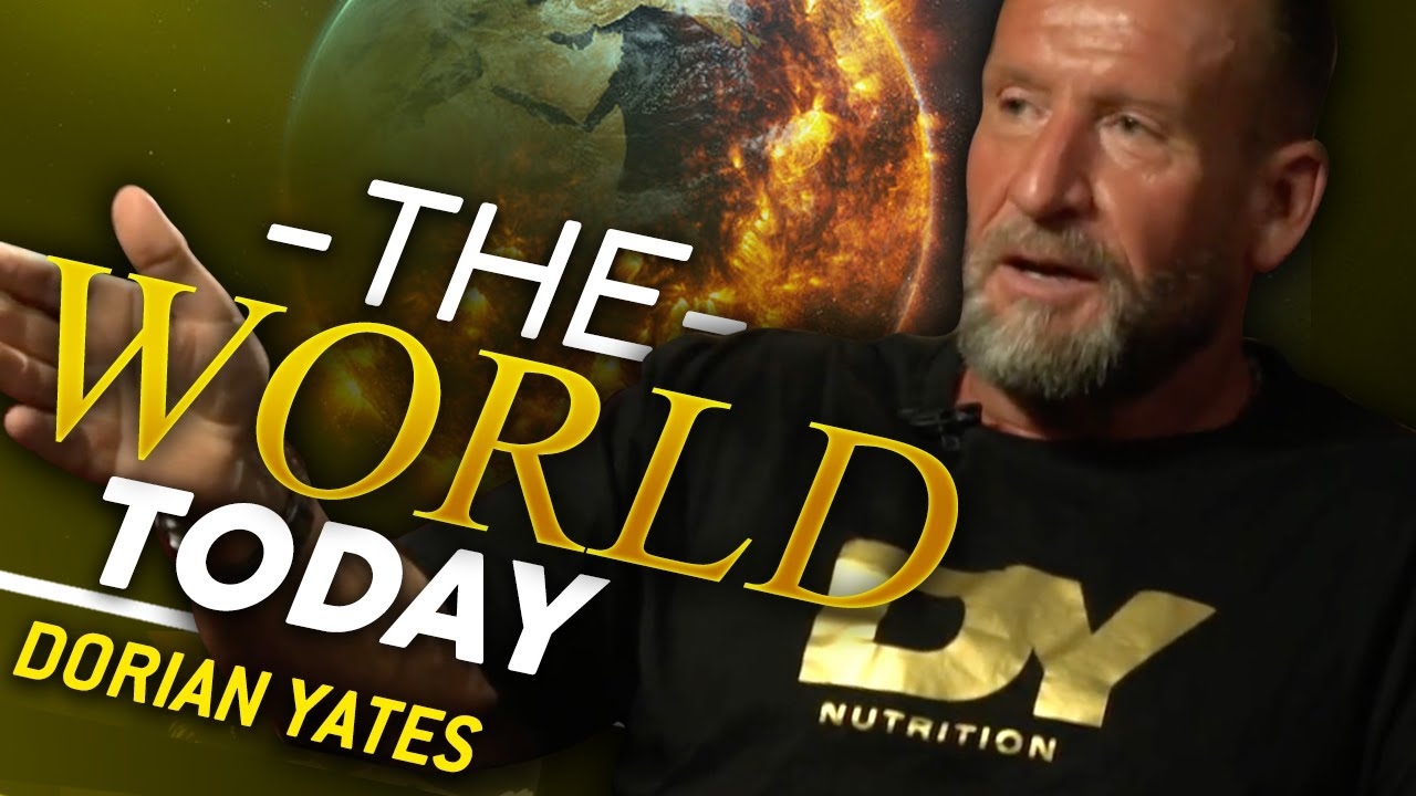 Download MY VIEW ON THE WORLD RIGHT NOW - Dorian Yates | London Real