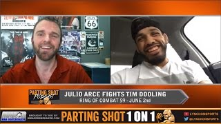 "Ring of Combat 59's Julio Arce ""It's my time to join the bigger leagues"""