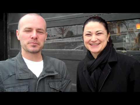 A chat with Jennifer Knapp and Derek Webb 2010