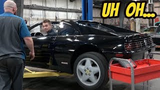 Here's Everything That's Broken on the Cheapest Ferrari 348 in the USA