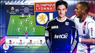 GEWINNT OLYMPIQUE LYON OHNE ABGÄNGE TITEL!?? 🧐🏆🔥 - FIFA 18 Experiment