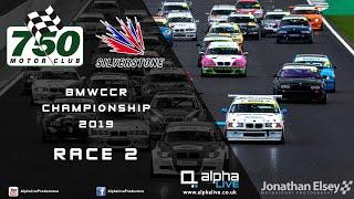 BMW Car Club Racing Championship - Silverstone International 2019 - Race 2