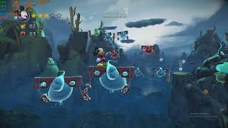Castle of Illusion  with the Nvidia GT 730 - 2GB GDDR5 : PC 720p, intel Q6600