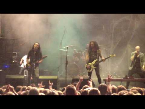 DragonForce - Soldiers of the Wasteland live More Than Fest 2016