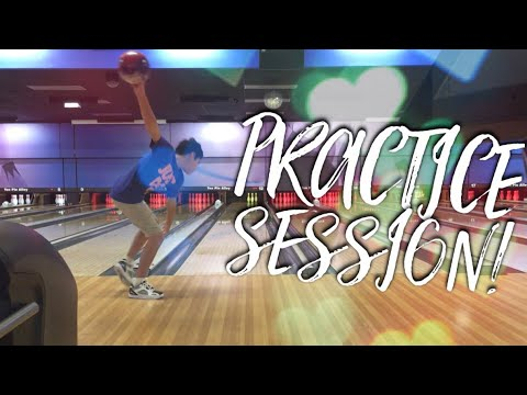 Youth Bowling! - Evan Headley *NEW SHOES + PRACTICE FOR TOURNAMENT!*