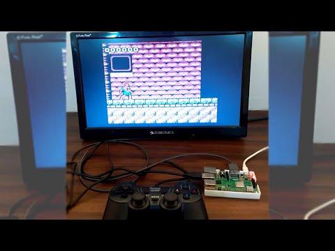 DIY Raspberry Pi Gaming Console using RetroPie