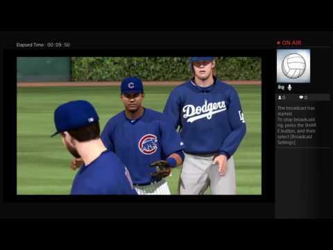 MLB game part 2