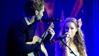 Over The Rainbow - Leona Lewis with Matthew Morrison - O2 June 16th 2010