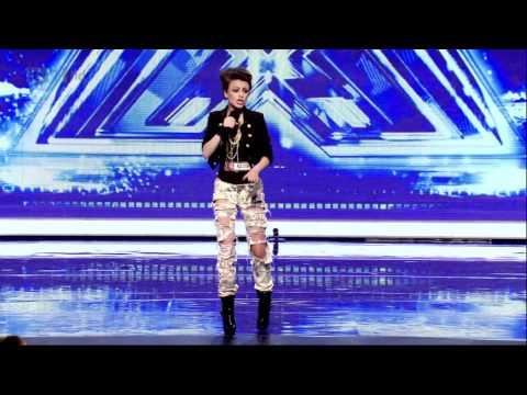 Cher Lloyd - Turn My Swag On (Audition) HD