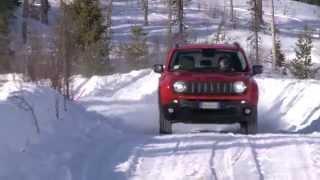 Jeep Renegade Europa