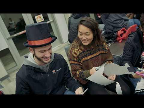 ESU Holiday Video 2017