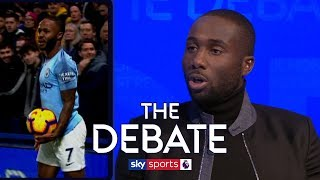how do we tackle racism in football the debate bamba murphy lewis holt