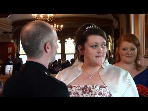 MR & MRS GEORGE PATERSON WEDDING CEREMONY