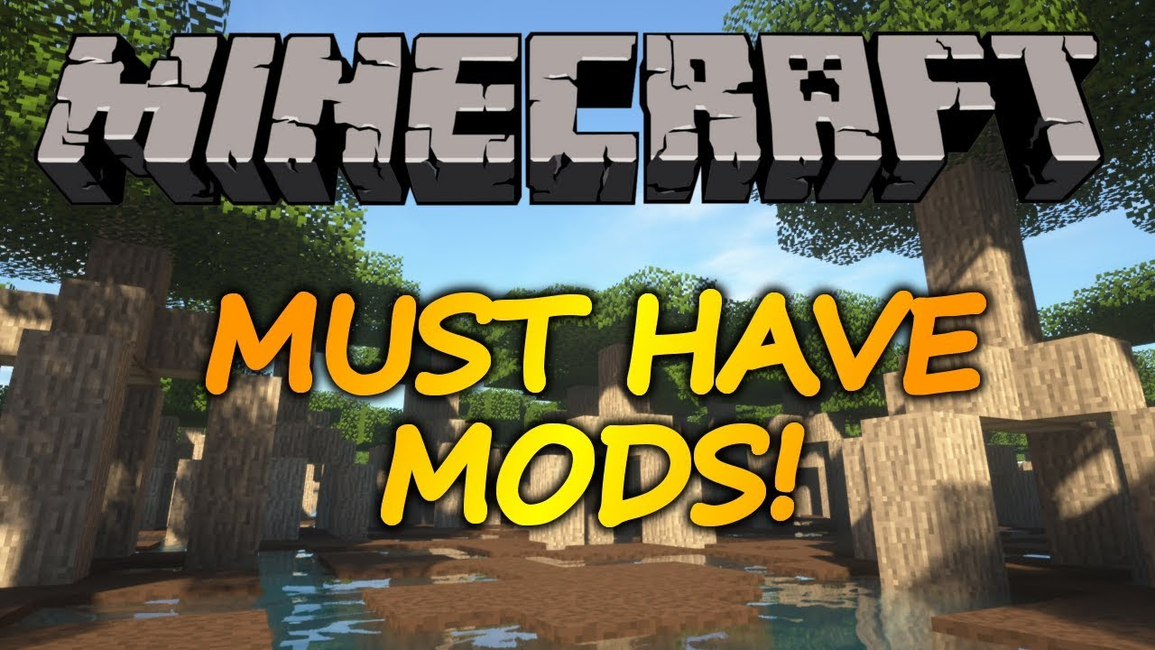 Minecraft 10 Mods You NEED To Have (2018) YouTube
