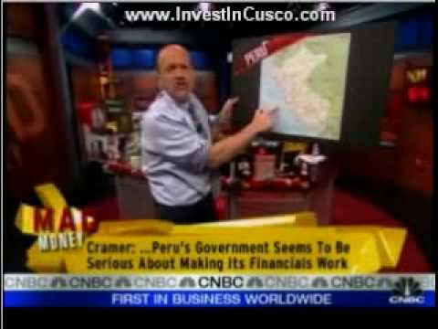 Cramer Talks on Peru - YouTube
