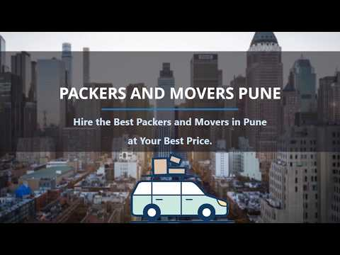 How To Hire Best Packers And Movers In Pune