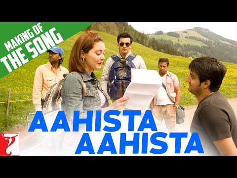 Making Of The Song - Aahista Aahista | Bachna Ae Haseeno | Ranbir Kapoor | Minissha Lamba