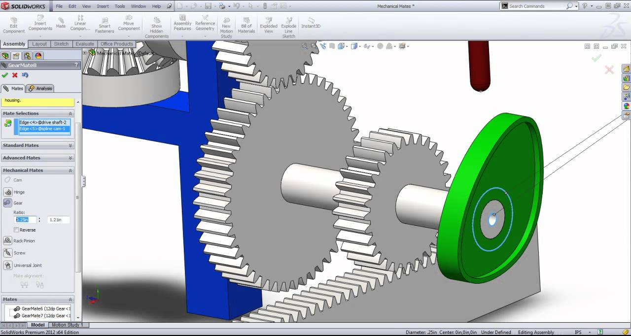 Magnetic mates for faster solidworks assemblies innova systems.