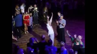 Northern Soul Dance Competition - Blackpool Tower Ballroom November 2016 - 3