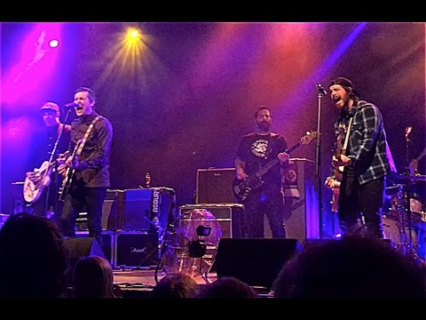Brian Fallon & The Crowes Live Frankfurt 2016 HD (Full Concert)