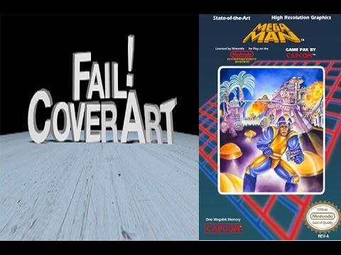 Cover Art Fail! | Mega Man (Classic)