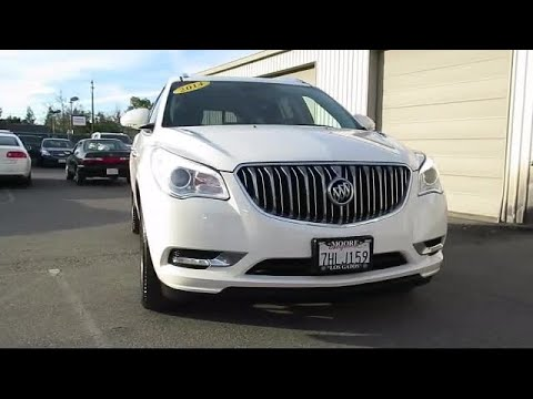 2014 Buick Enclave Fwd 4dr Leather Los Gatos  campbell  San Jose  Cupertino