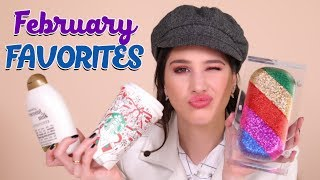 February Favorites with Tamara Farra   مفضّلاتي لشهر فبراير مع تمارا فرا