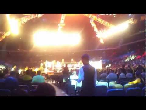 Cotai Arena (Fists of Gold)
