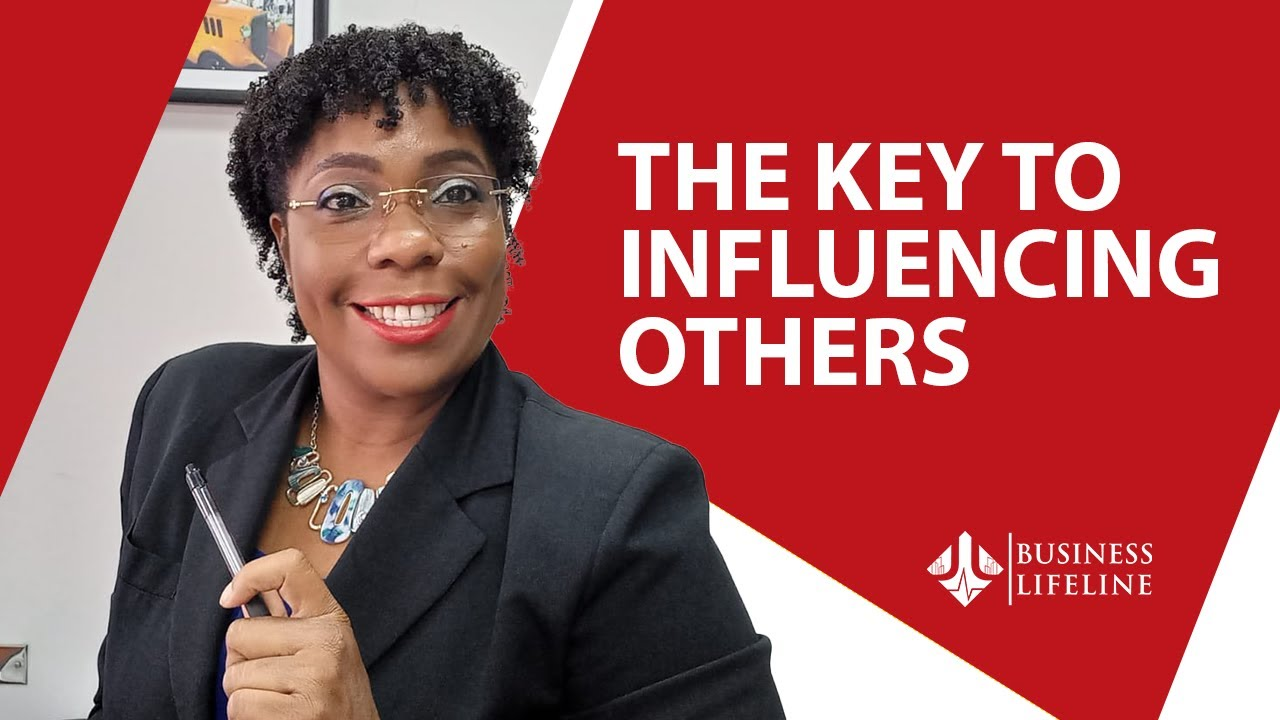 Your ability to influence is key to your success
