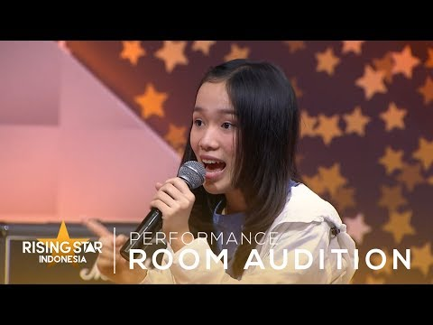 Angeline Victoria ''Love On The Brain'    Room Audition 2   Rising Star Indonesia 2018