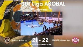 L GA ASOBAL J11 Liberbank Cuenca   ABANCA Ademar LeГіn 21 22