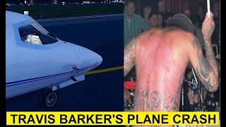 Travis Barker (Blink 182) plane crash simulation - 2008 South Carolina Learjet 60 N999LJ