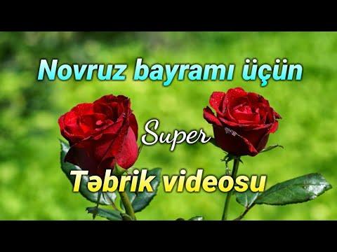 Təbrik videosu - Novruz bayramı üçün (status üçün)