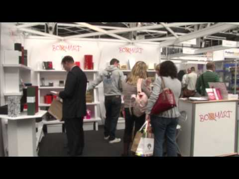 Packaging Innovations London 2012: exhibitor tour -- Metropolis Multimedia for easyFairs UK