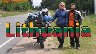 Ep 13 - Lithuania - Motorcycle Trip around Europe - Honda Transalp 700(3 months in the road already and I reached Lithuania where Jolanta was waiting for me to join me for a couple of days. We visited Vilnius, Kaunas Klaipeda, ..., 2016-08-09T21:27:16.000Z)