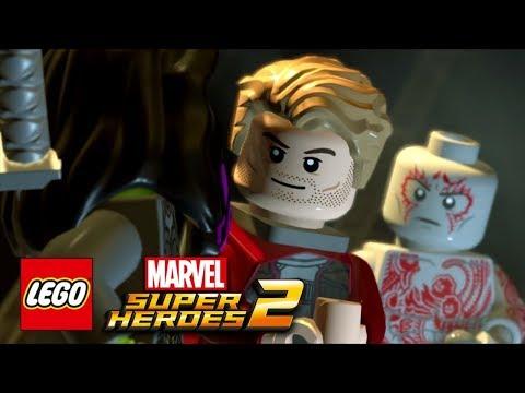 RGG's - ΔΟΚΙΜΑΖΩ ΤΟ LEGO MARVEL SUPER HEROES 2 !!!