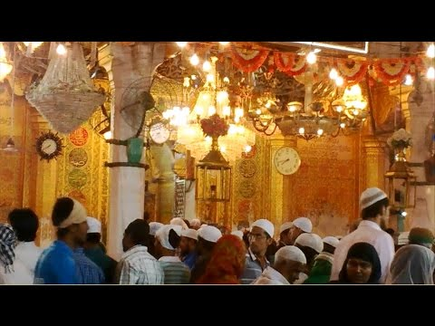 The ajmer dargah sharif ziarat with qawwali in background the ajmer dargah sharif ziarat with qawwali in background rajasthan india 2015 hd video altavistaventures Images