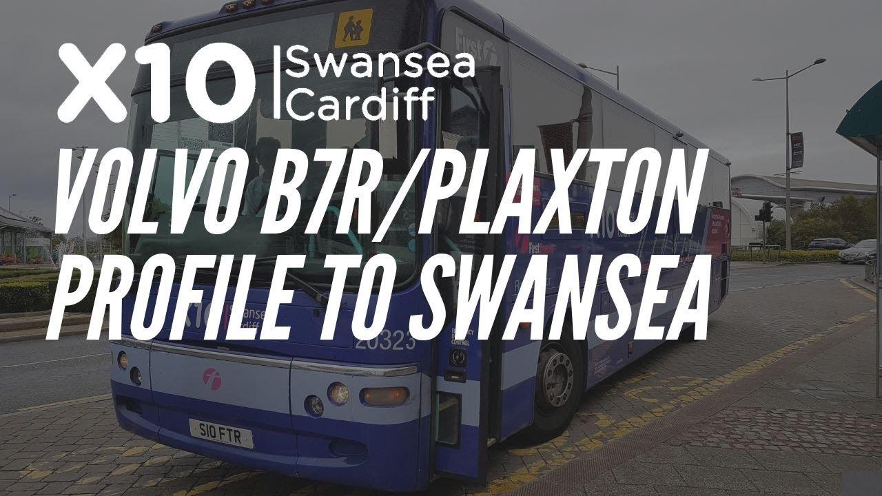 First Cymru S10 FTR