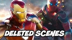 Avengers Endgame Deleted Scenes and Alternate Ending Breakdown