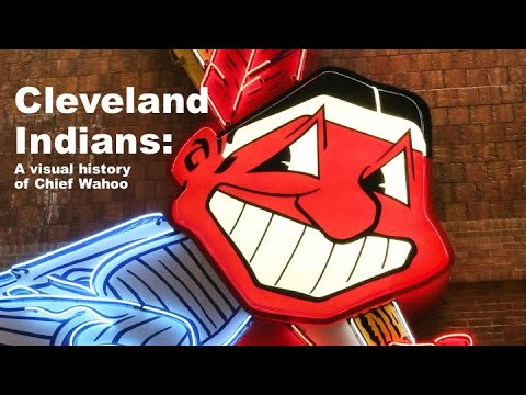Chief Wahoo A Visual History Of The Cleveland Indians Logo Youtube