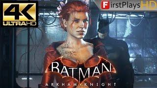 Batman: Arkham Knight (2015) - PC Gameplay 4K / Ultra Settings / GTX 1080 / Win 10