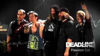 DEADLINE - Freedom Call [Official Video]