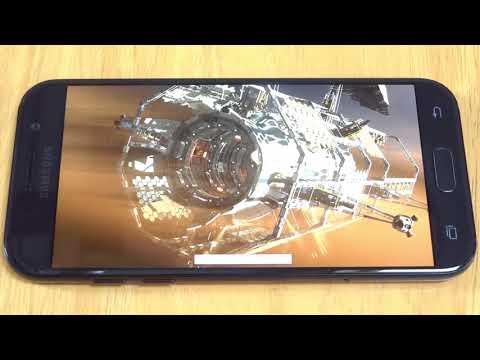 Samsung Galaxy A5 2017   Gaming Benchmark test