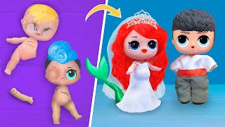 Never Too Old for Dolls! 10 Mermaid LOL Surprise DIYs