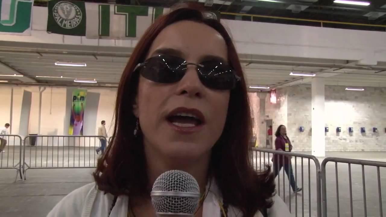 Lucélia Santos Apoia Mercadante Ao Governo De Sp Youtube